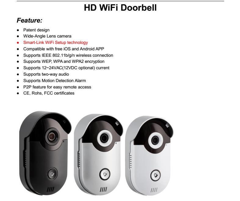 Doorbell HD