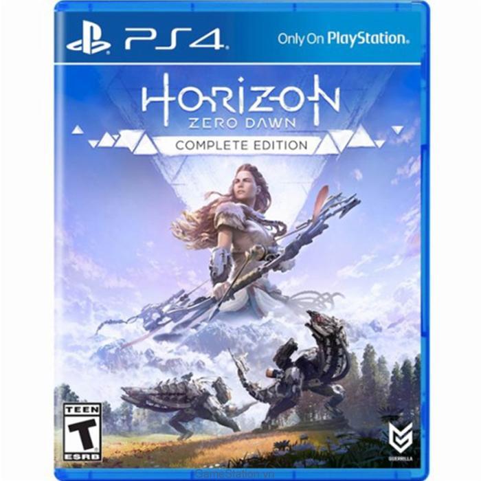 Đĩa game PS4 Horizon Zero Dawn cho PlayStation 4