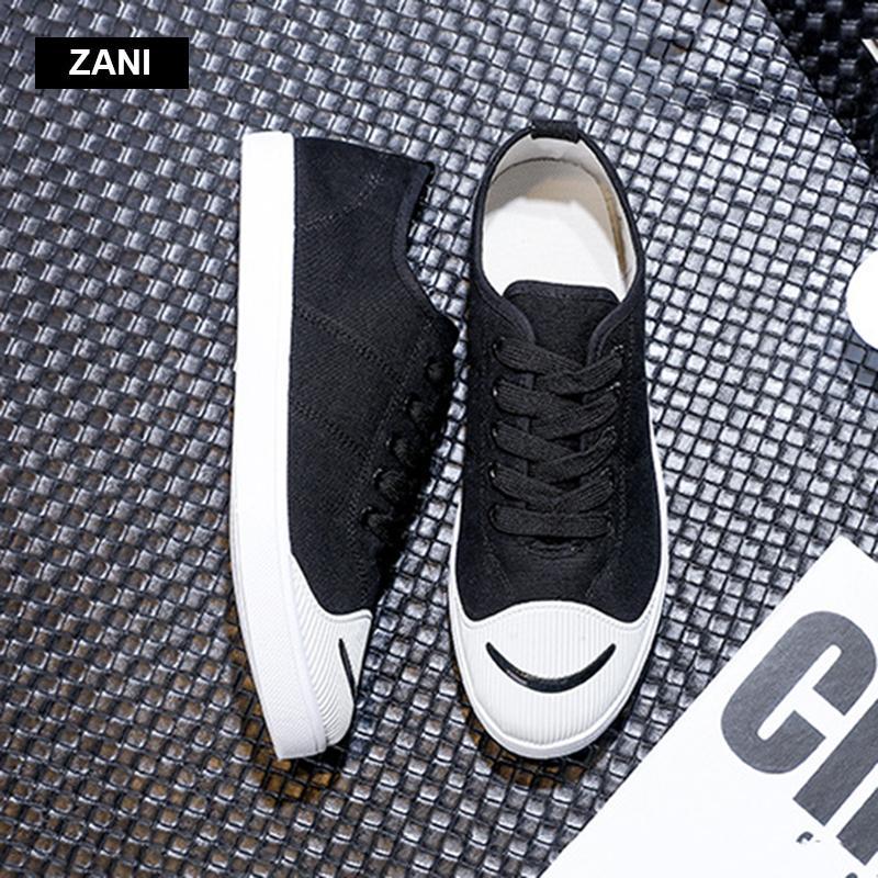 Giày vải  nam mũi bọc cao su dẻo vải chống mài mòn Rozalo RM56658 8.png