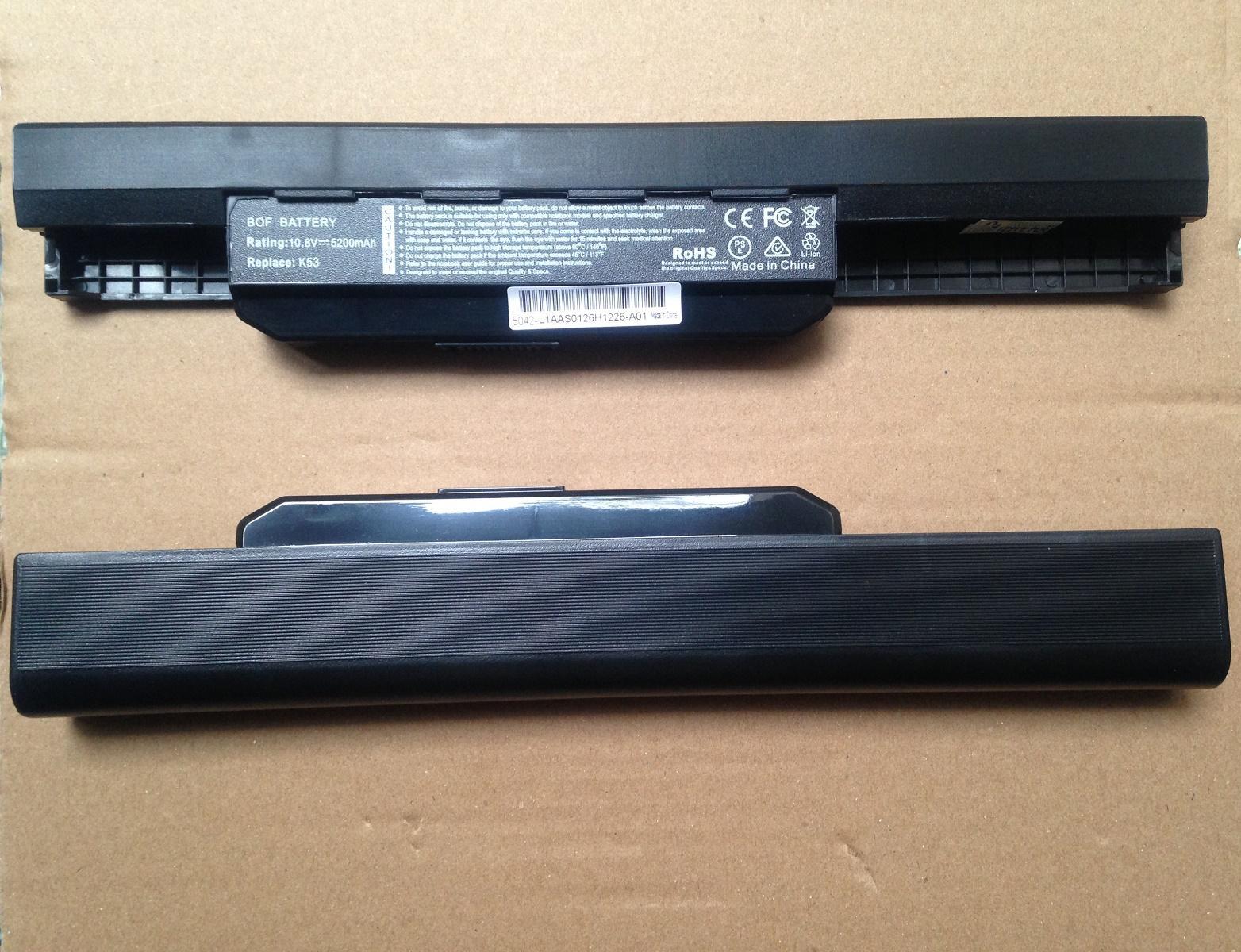 Pin Laptop Asus K43 K53 X44 Series