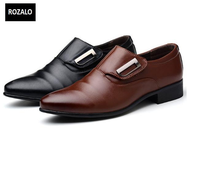 Giày tây nam công sở kiểu xỏ Rozalo RM62001B-Đen9.png