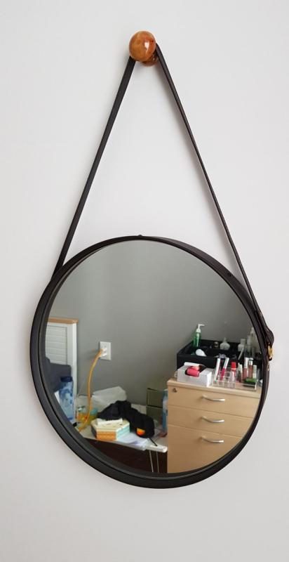 Gương tròn Captain mirror