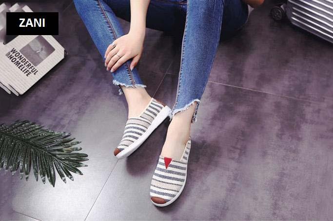 Giày lười vải nữ thoáng khí Rozalo RW2231 1.jpg