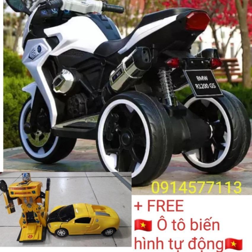 Xe máy điện trẻ em R1200 GS