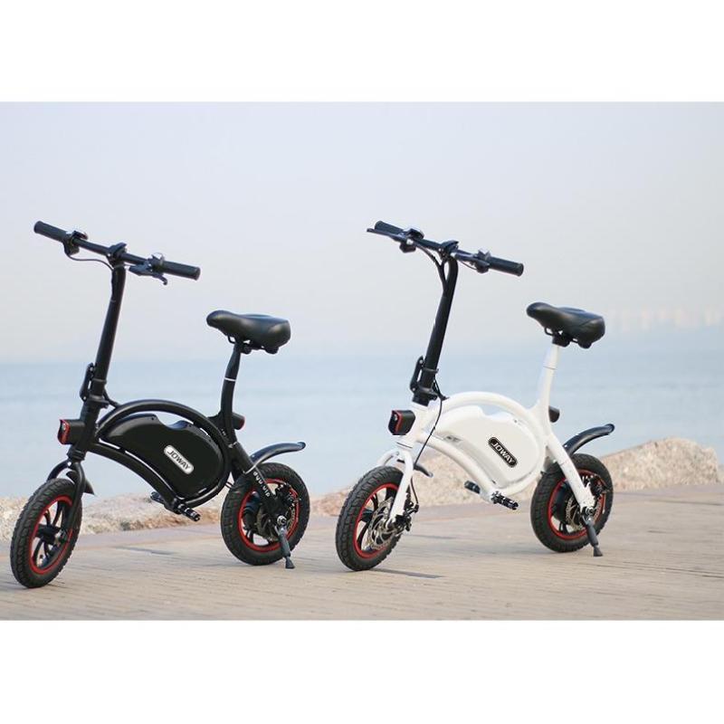 Phân phối Xe đạp điện JOWAY ZLC01 nặng 12kg, dài 1m, gấp gọn dễ dàng