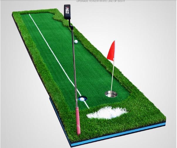 Thảm tập Golf tại nhà PGM Golf Green 3m x 0 5m
