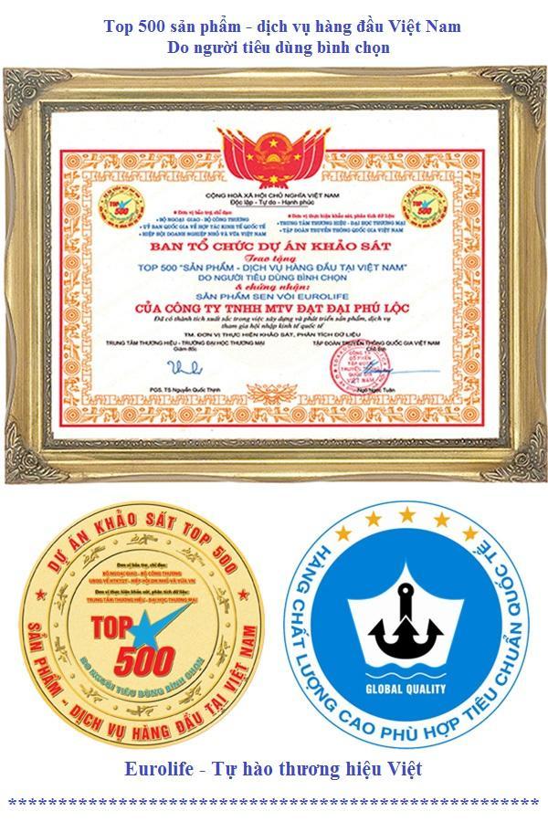 Top 500 sản phẩm dịch vu hàng đầu Việt Nam của sen vòi Eurolife.jpg