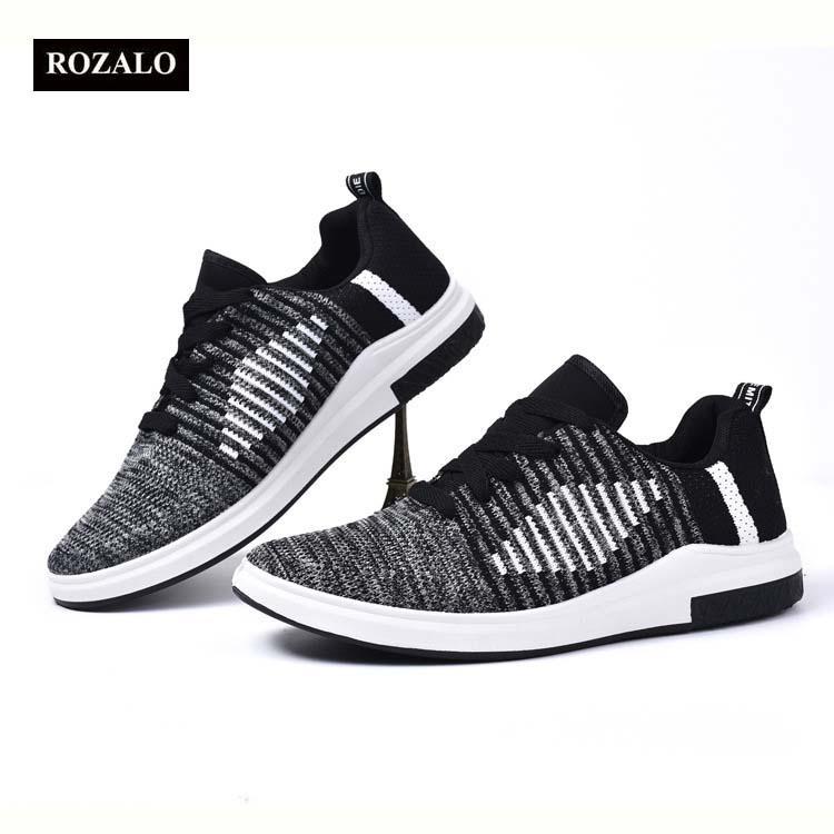 Giày thể thao thời trang khử mùi siêu thoáng vải dệt Rozalo RM62612 5.jpg