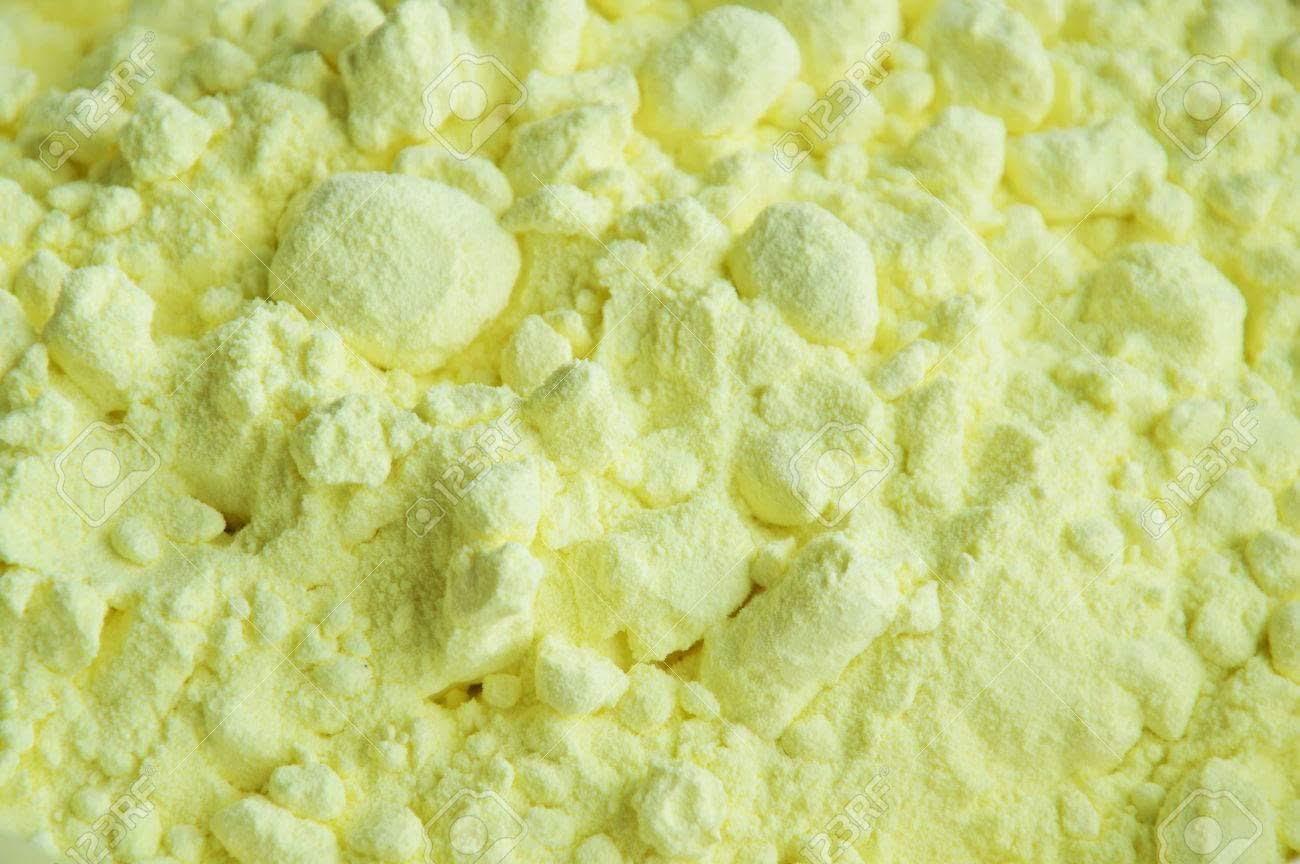 05 Kg bột Lưu huỳnh tinh khiết 99.8% (bón cây trồng)