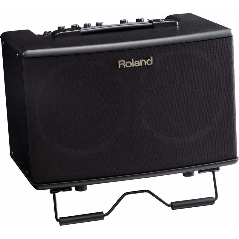 Ampli Roland AC-40 Dành Cho Guitar Thùng Acoustic ( Gọn Nhẹ Phù Hợp Du Lịch , Picnic , Dã Ngoại Cùng Bạn Bè )
