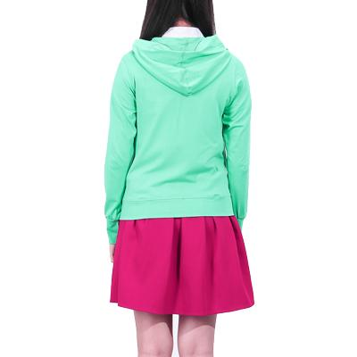 áo khoác nữ chống nắng, vải thun cotton mặt sau