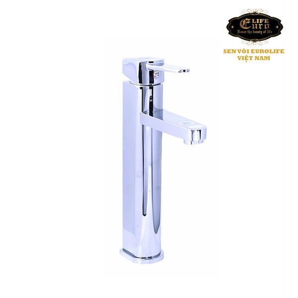 Vòi Lavabo điếu 30cm nóng lạnh Eurolife EL-T021.jpg