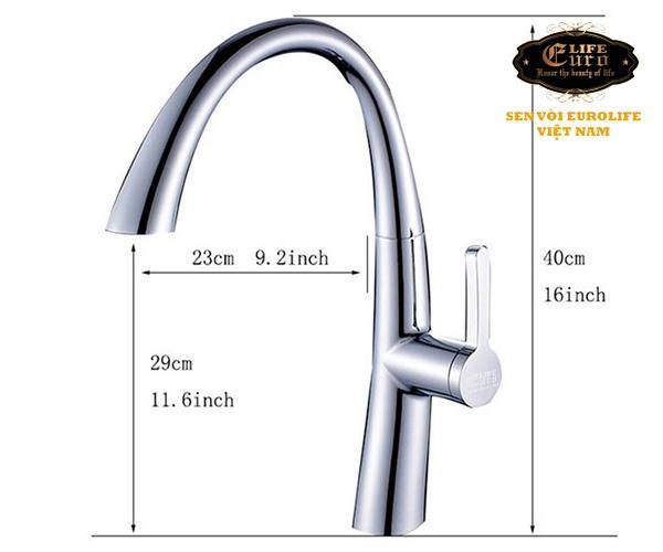 Vòi rửa chén nóng lạnh tay kéo Eurolife EL-T026-3.jpg