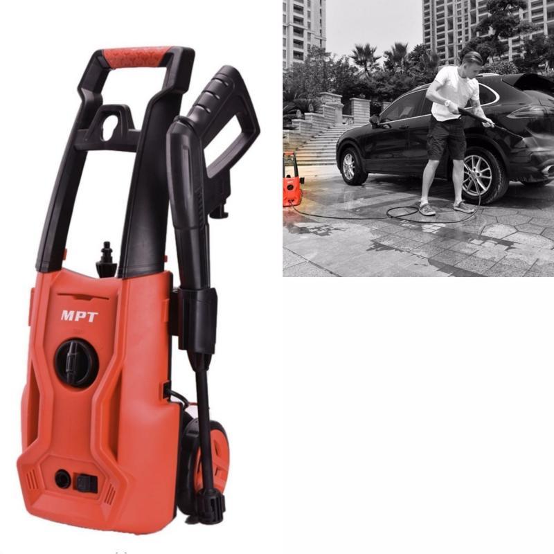 Bơm rửa xe máy -Máy rửaxe MPT chuyên nghiệp, an toàn và tiện dụng cho mọi người -Bảo hành 6 tháng