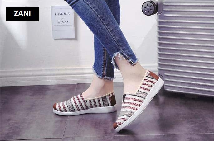 Giày lười vải nữ thoáng khí Zani ZW2231 4.jpg