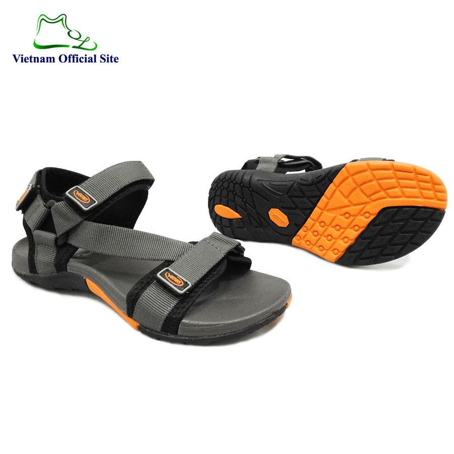 Giày sandal quai ngang dây chéo nam hiệu Vento NV4538BG
