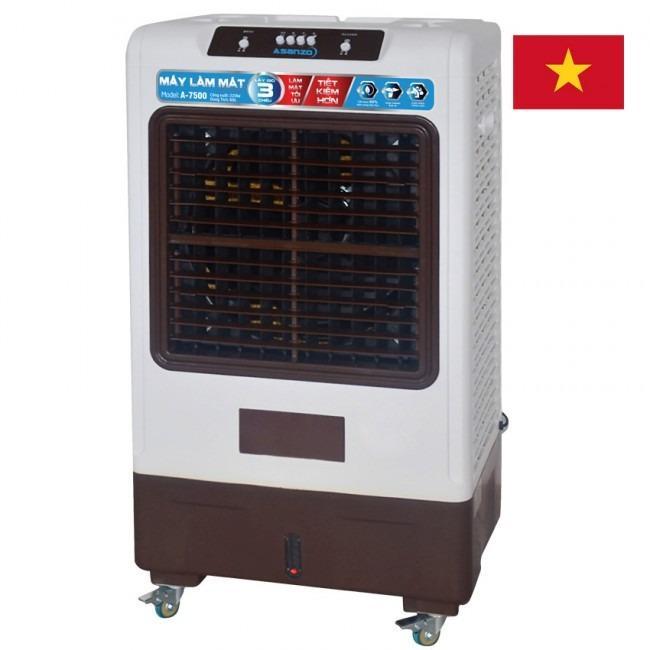 Bảng giá Máy làm mát không khí Asanzo A-7500 (60L)