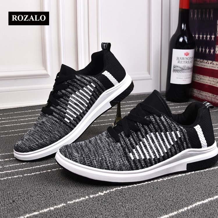 Giày thể thao thời trang khử mùi siêu thoáng vải dệt Rozalo RM62612 10.jpg