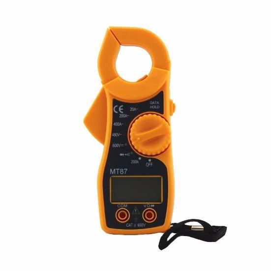 Dụng cụ đo dòng điện, kìm đo ampekế cầm tay MT87- Emslaser
