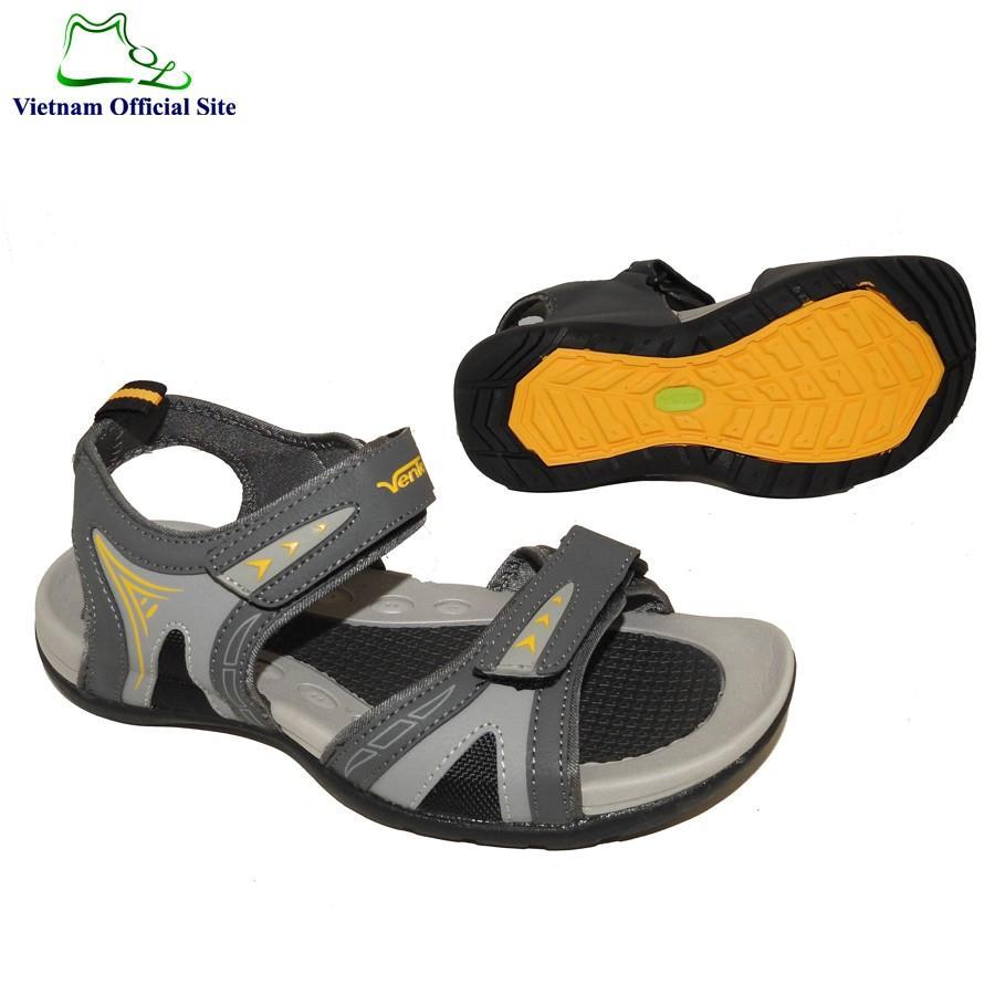 Giày sandal nam 2 quai ngang hiệu Vento NV7919G