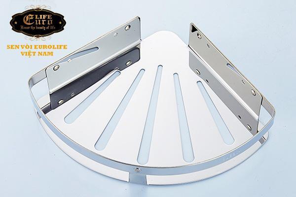 Kệ góc Inox SUS 304 Eurolife EL-KG1-5.jpg
