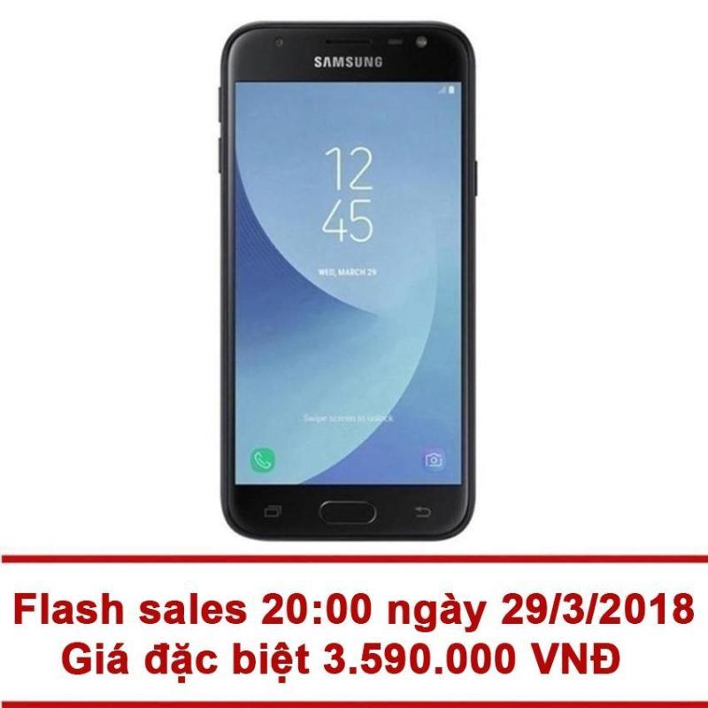 Samsung Galaxy J3 Pro 16GB RAM 2GB (Đen) - Hãng phân phối chính thức