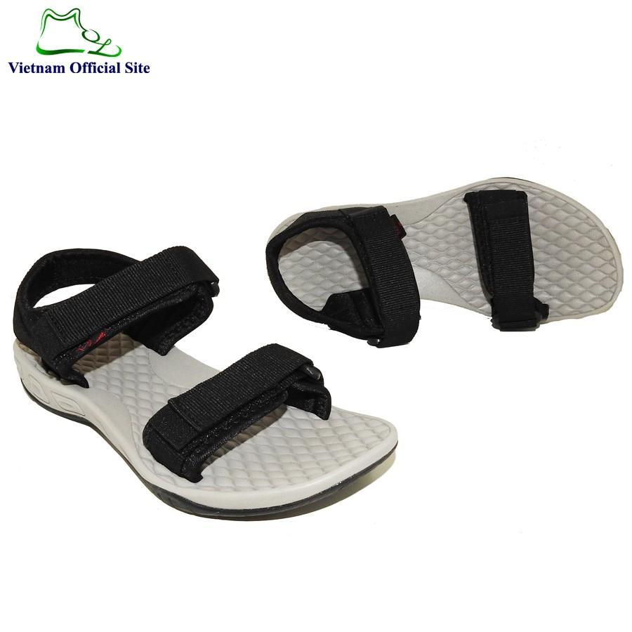 Giày sandal nữ 2 quai ngang hiệu Vento NV8514B