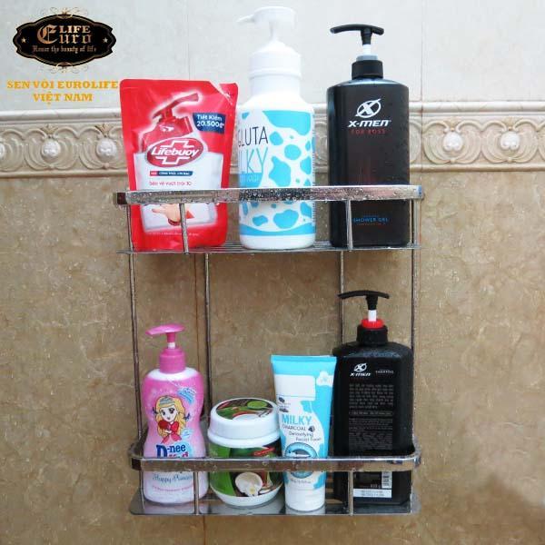 Kệ phòng tắm 2 tầng Inox SUS 304 Eurolife EL-KT10-14.jpg