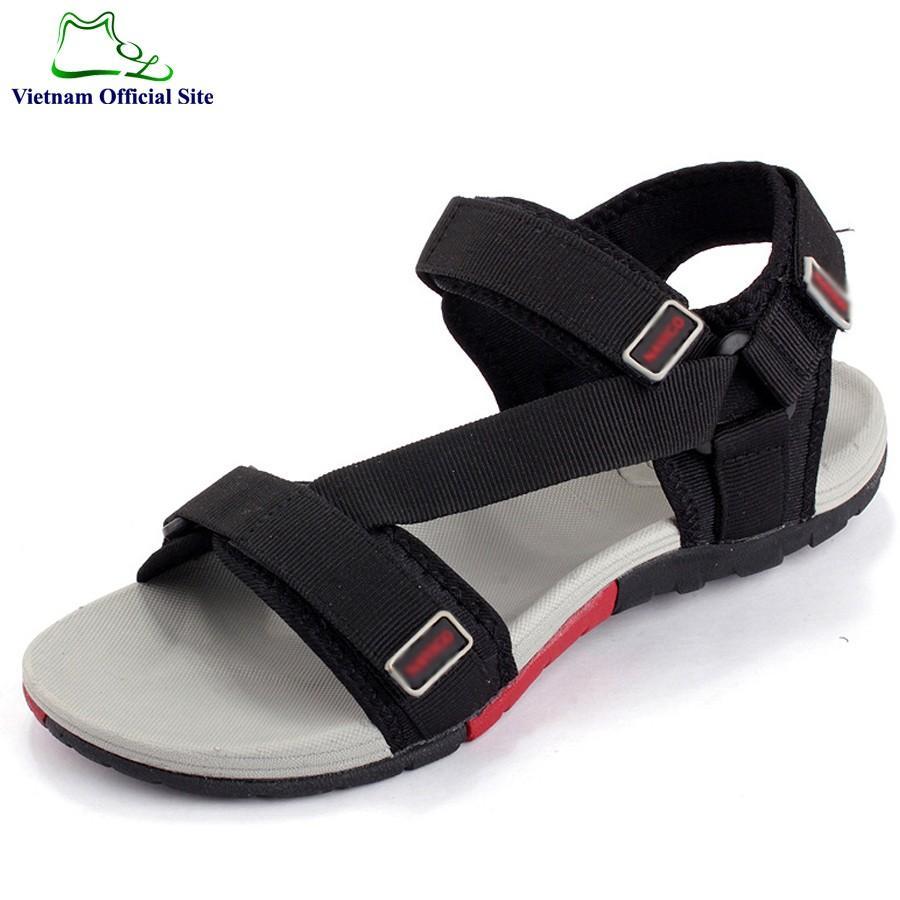 Giày sandal quai ngang dây chéo kiểu nam hiệu Vento NV4538B
