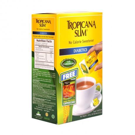 Đường bắp Tropicana Slim Diabetes hộp 50 gói