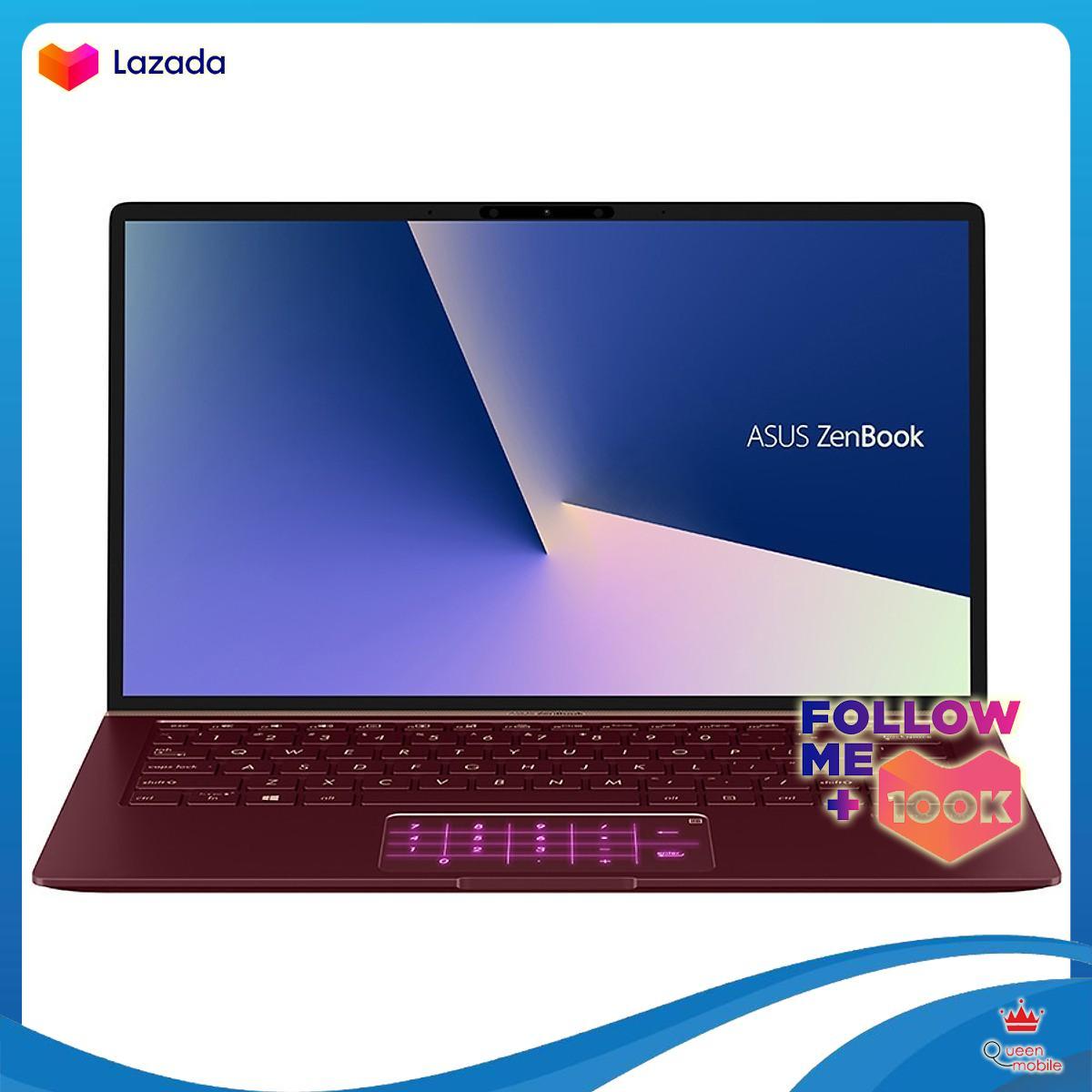 [HCM]Laptop Asus Zenbook 13 UX333FA-A4181T Core i5-8265U/ Win10/ Numpad (13.3 FHD)
