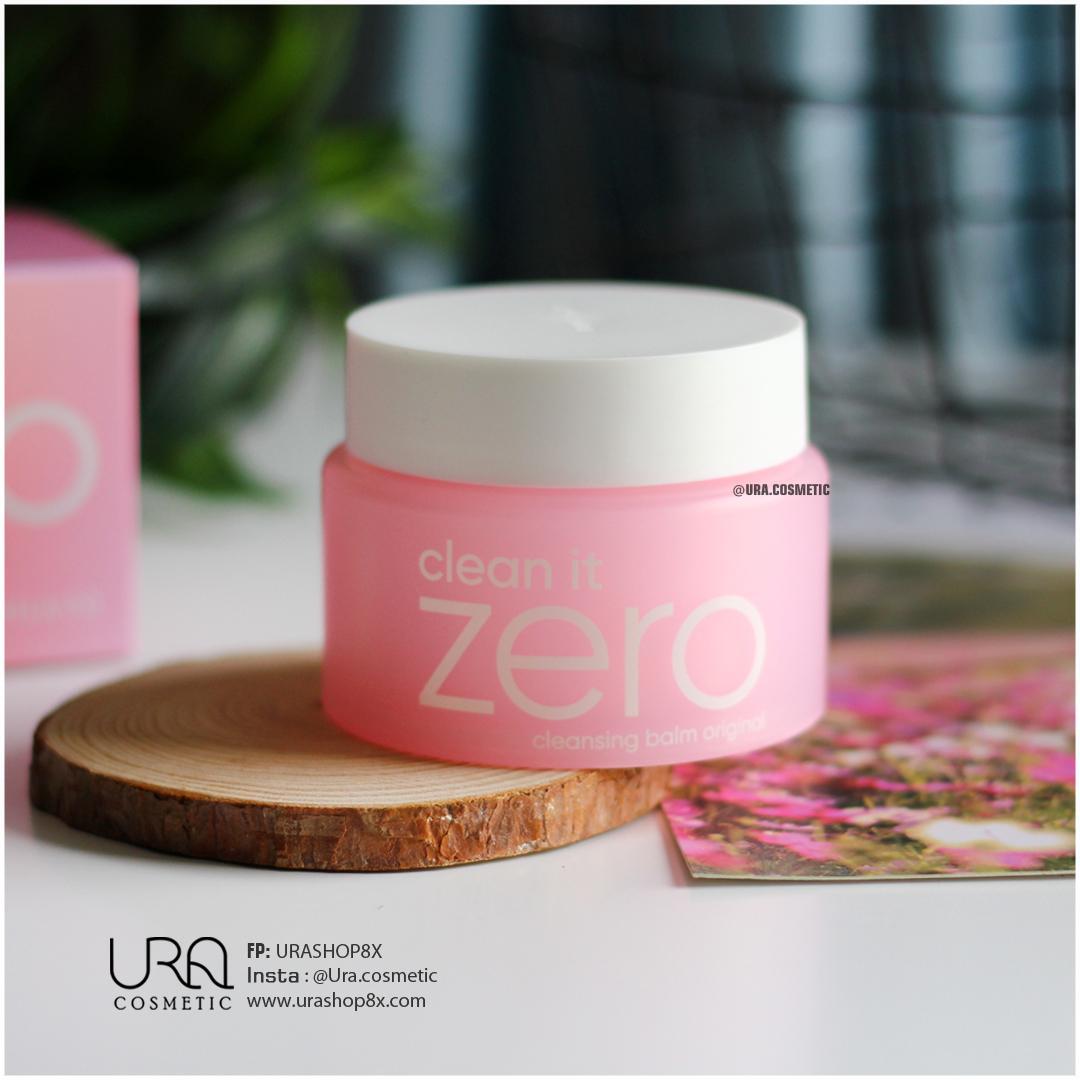 Tẩy Trang Dạng Sáp Banila Co Clean It Zero Mini Size 7ml