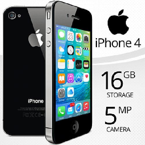 Điện thoại Xịn cảm ứng Giá rẻ - IPHONE4 32GB Quốc Tế sim nghe gọi - BH 12 tháng