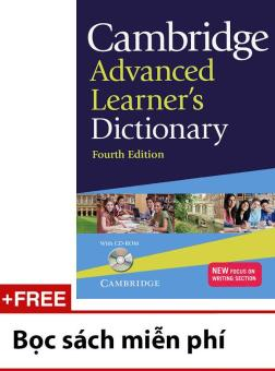 Cambridge Advanced Learner's Dictionary - 4th edition