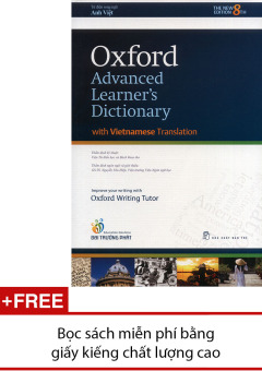 Oxford Advanced Learner's Dictionary Anh - Việt (bìa cứng)