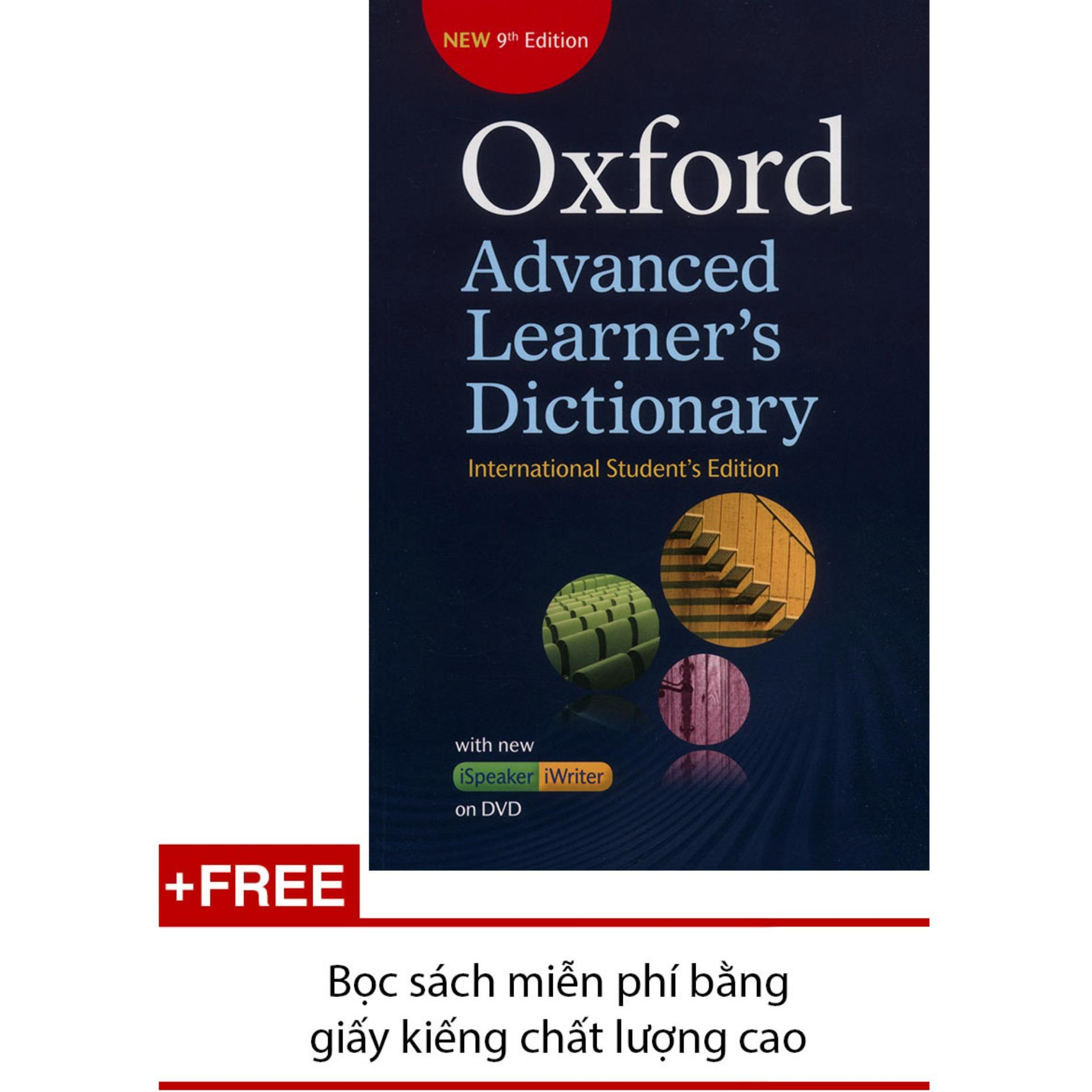 Oxford Advanced Learners Dictionary 9th edition - International Students (kèm DVD-ROM)