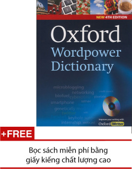 Oxford WordPower Dictionary 4th Edition (kèm CD-ROM)