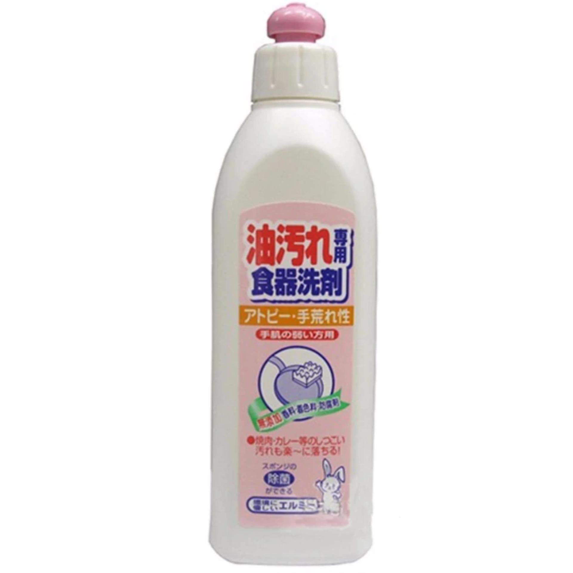 Nước rửa chén bát đậm đặc KOSE 300ml chiết xuất từ thiên nhiên - Hàng Nhật nội địa