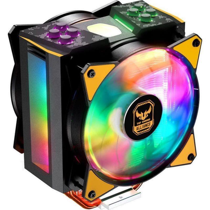 Tản Nhiệt CPU Cooler Master MasterAir MA410M TUF Gaming Edition