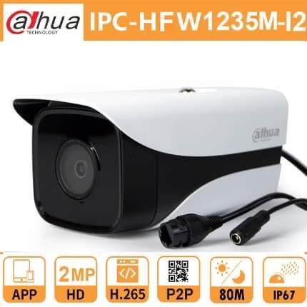 Camera Dahua IP 1235Mi2