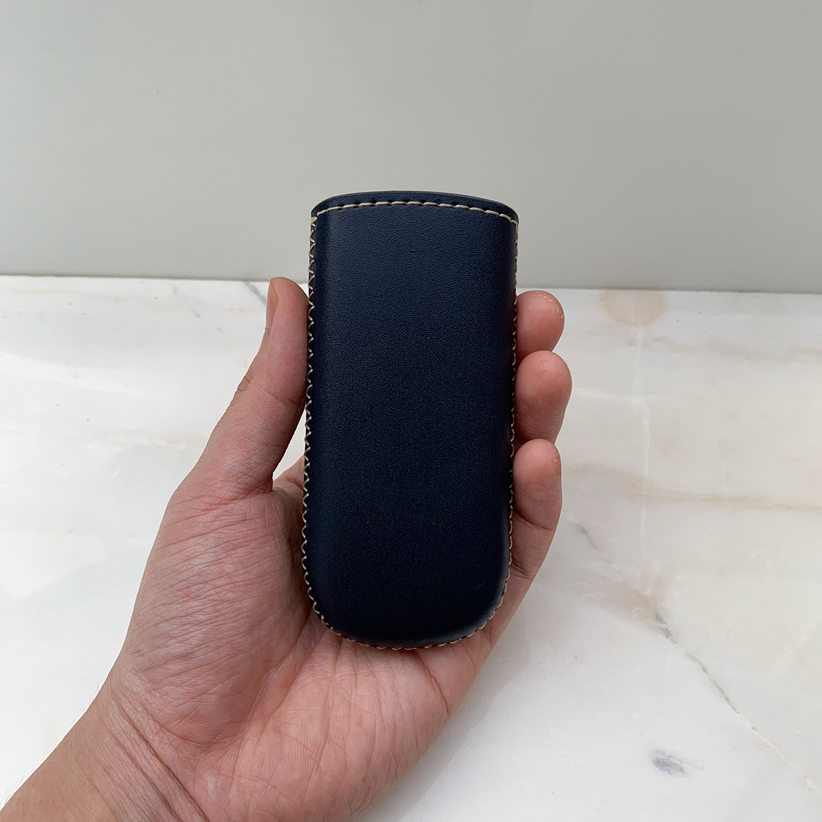 Bao da 8800 Handmade - Bao điện thoại Nokia 8800 da thật - Miễn phí khắc hình