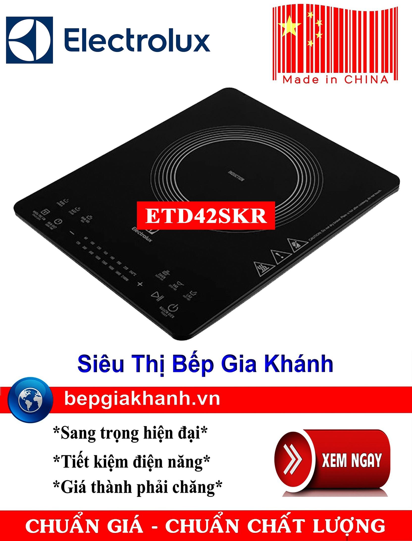 [HCM]Bếp từ đơn Electrolux ETD42SKR sản xuất Trung Quốc bếp từ bếp điện từ bếp từ đôi bếp điện từ đôi bếp từ giá rẻ bếp điện từ giá rẻ bếp từ đơn bep tu don bep tu