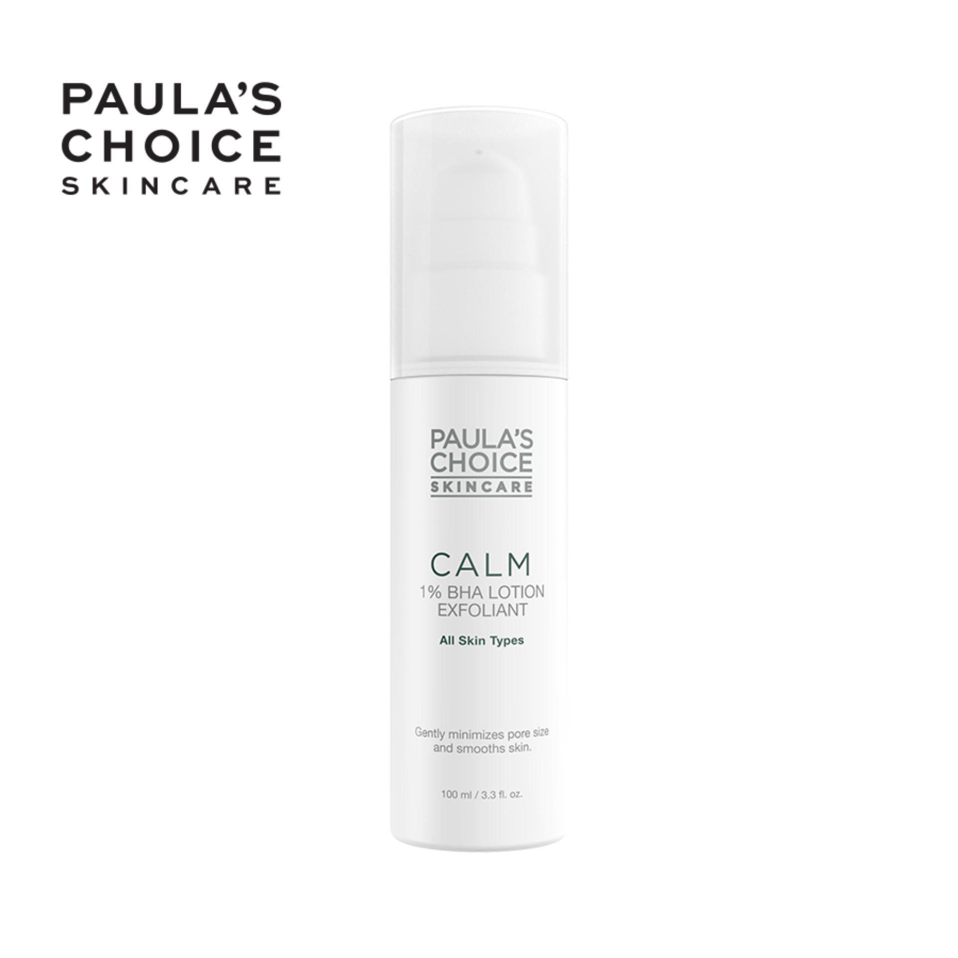 Loại bỏ tế bào chết dịu nhẹ Paula's Choice Calm Redness Relief 1% BHA Lotion Exfoliant 9100