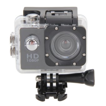 12MP Ultra HD 1080P Waterproof Action Camcorder Sports DV Camera -intl