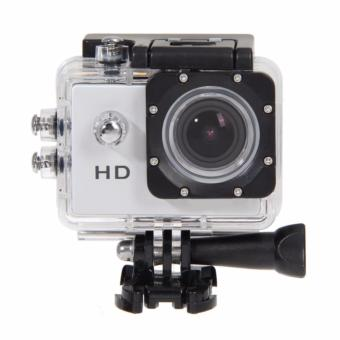 2.0In 12MP HD 1080P Sports Action Waterproof Camera Mini DV SJ4000Silver - Intl