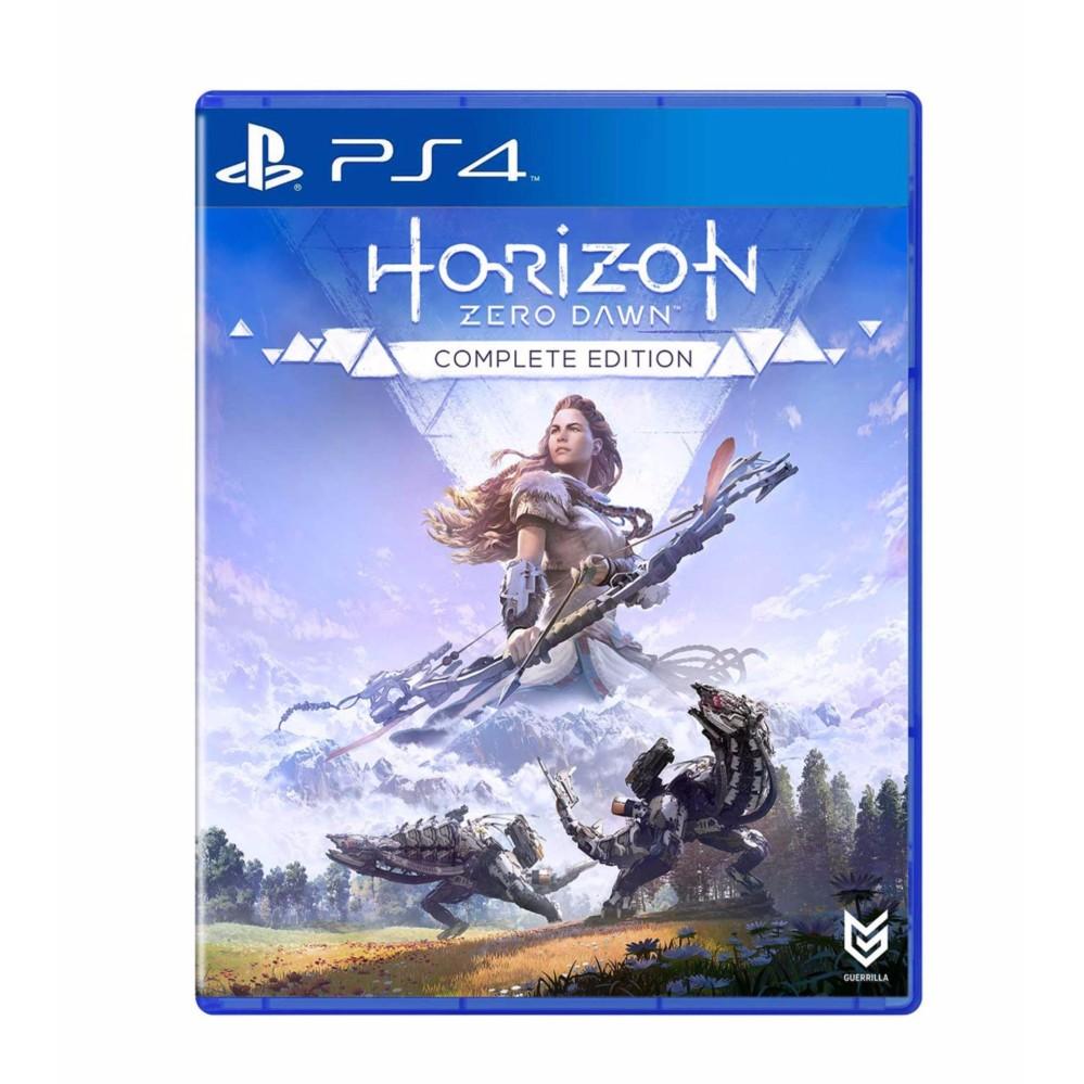 Đĩa game Ps4 :Horizon Zero Dawn: Complete Edition