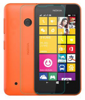 Miếng dán cường lực Nokia Lumia 730 - CoolCold (Trong suốt)