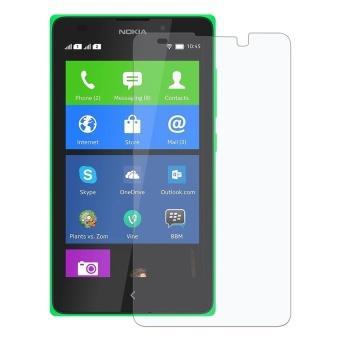 Miếng dán cường lực Nokia XL - Hola CoolCold (Trong suốt)