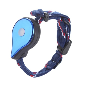 Pokemon GO Plus Bluetooth LED Bracelet for Nintendo(Blue) - intl