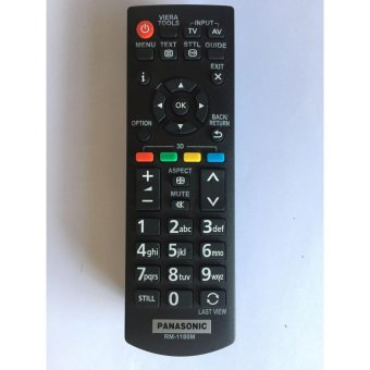 Universal Replacement Remote Control For PANASONIC TV RM-1180M